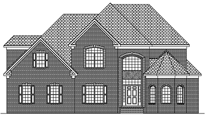 Traditional House Plan 48-01A