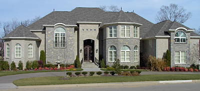 Unique Mediterranean Style Home Plan 84-01