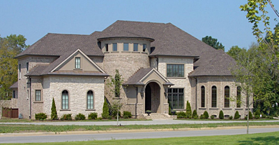 Unique Mediterranean Style Home Plan 94-01